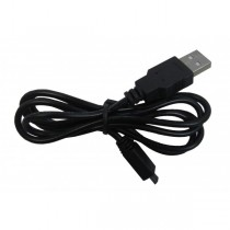 Usb black cable