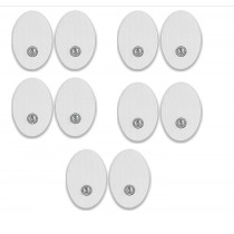 5 Set of  small pads